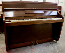 Load image into Gallery viewer, Challen Art Deco Upright Piano in mahogany