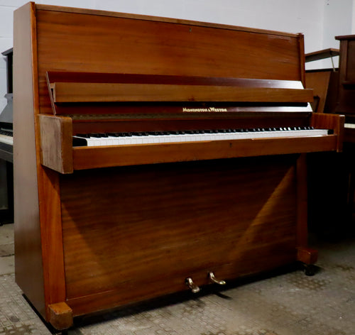 Monington & Weston Upright Piano