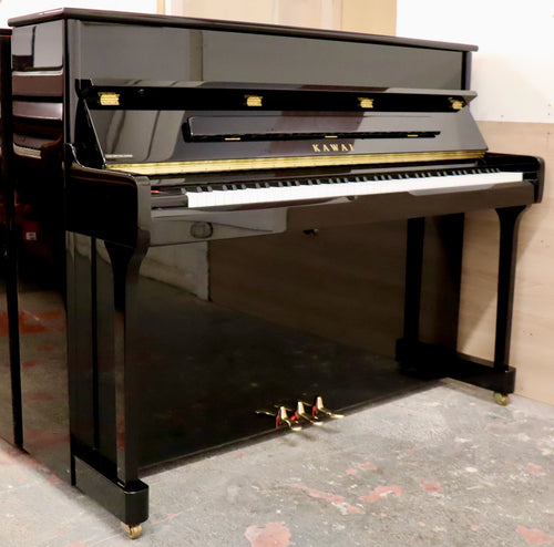 Kawai K-2 in black high gloss finish made in Japan
