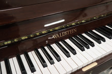 Load image into Gallery viewer, Waldstein 109 Upright piano in polished mahogany