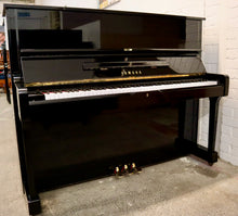 Load image into Gallery viewer, Yamaha U1 in black high Gloss Finish