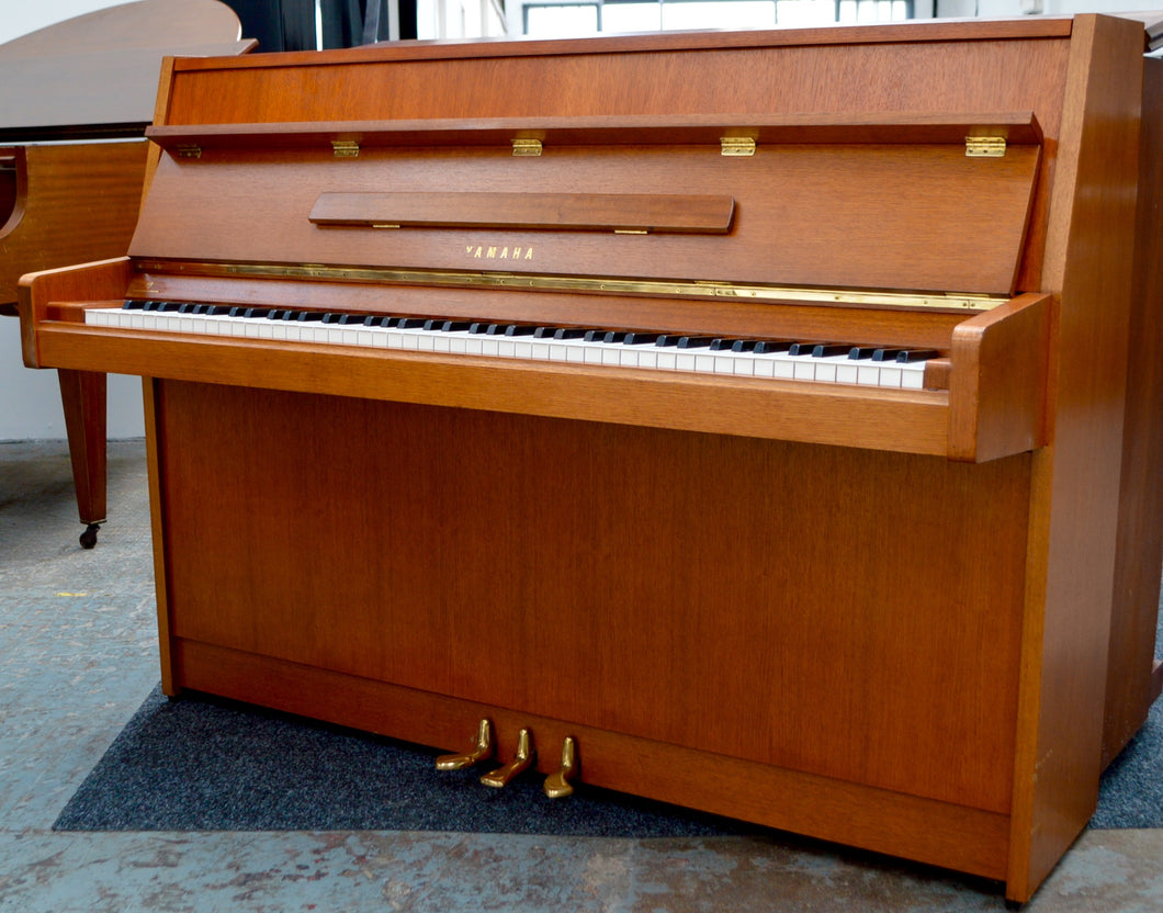 Yamaha C108 in matt mahogany finish