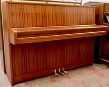 Load image into Gallery viewer, Yamaha M1J studio piano in  mahogany