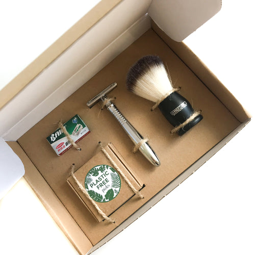 Ecological Shaving Kit for Men