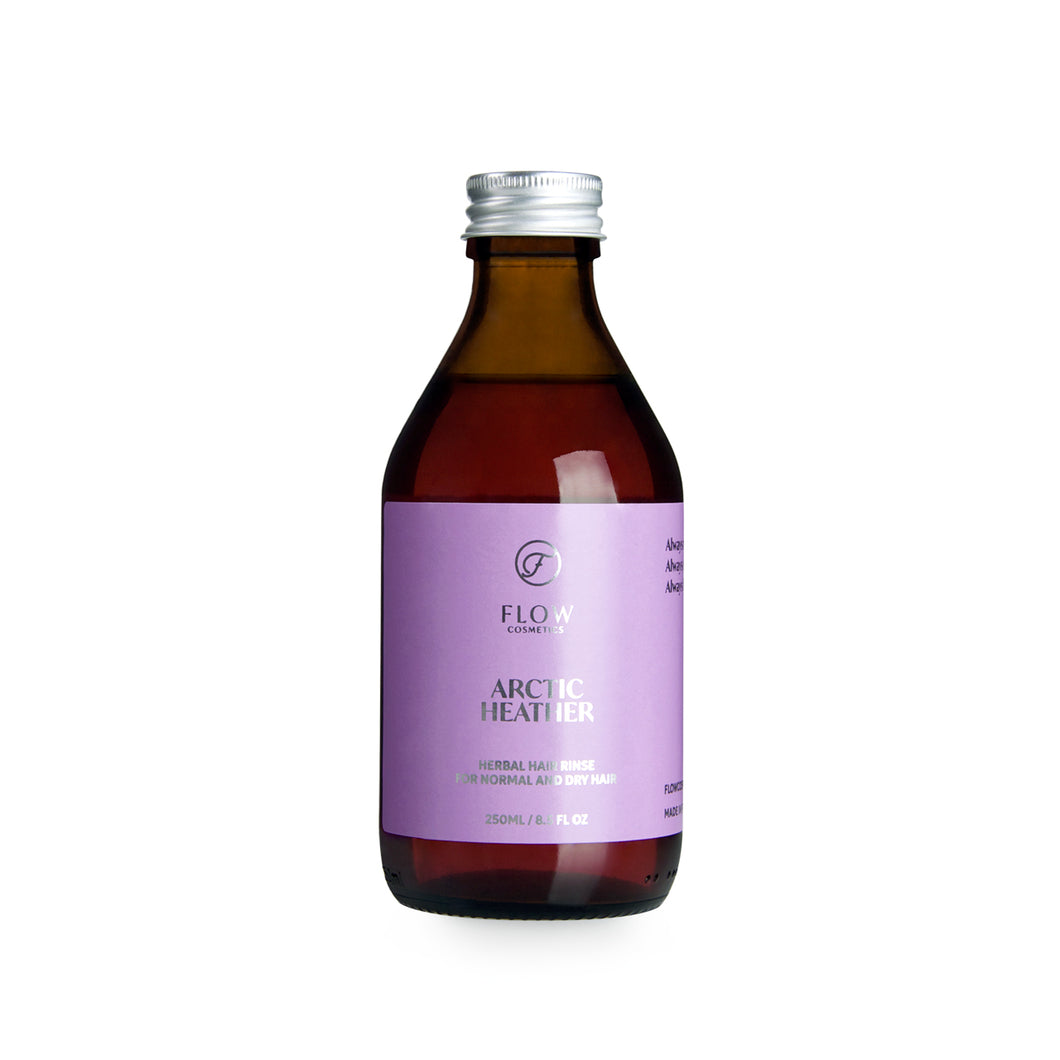 Flow Cosmetics Hiushuuhde Kanerva - Arctic Heather 250ml