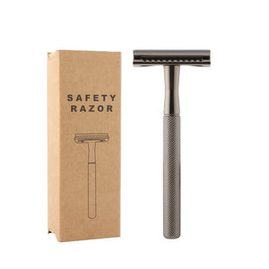 Safety Razor Gun Metal