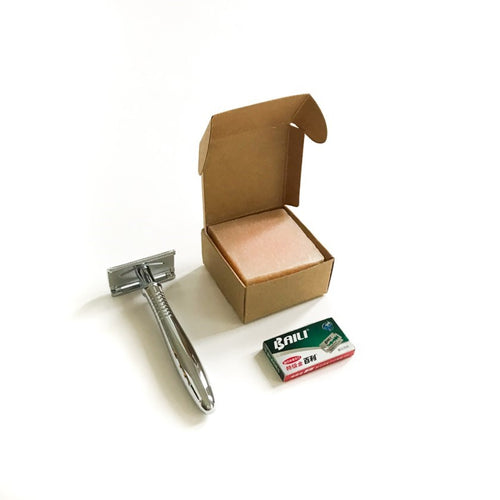 Safety Razor Kit