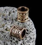 VIKING | Bronze Beard Ring (Bead)-Esoterico Shop-Esoterico Shop