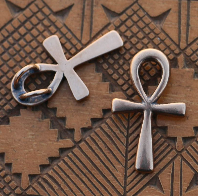 ANKH | Cross of the Life Bronze Pendant-Esoterico Shop-Esoterico Shop