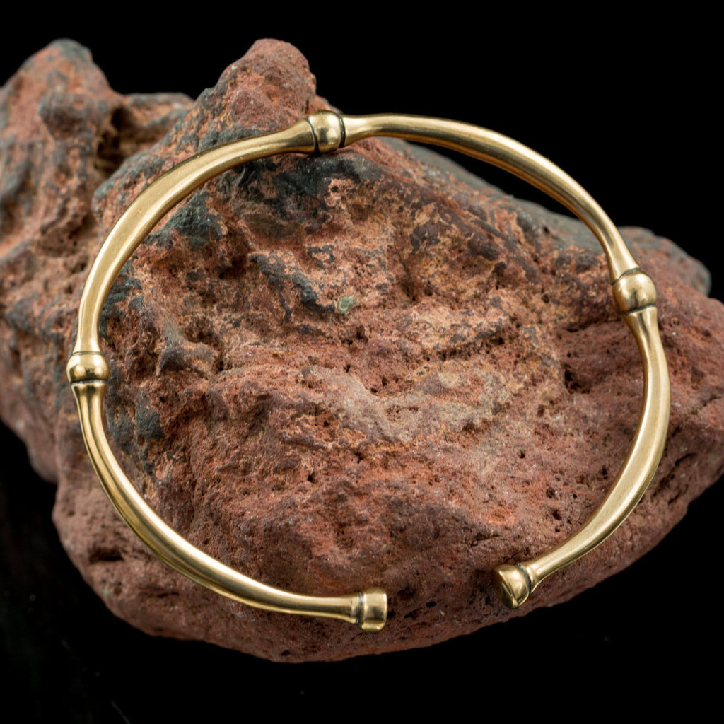 CELTIC | La Tene Culture Bronze Bracelet-Esoterico Shop-Esoterico Shop