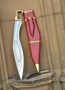 FALCATA | 4th Century Old Age Sword (with Scabbard and Knife)-Esoterico Shop-Esoterico Shop