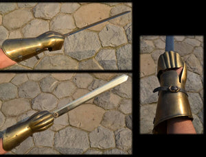 GLADIATOR | Sharp Blade Arm Weapon-Esoterico Shop-Esoterico Shop