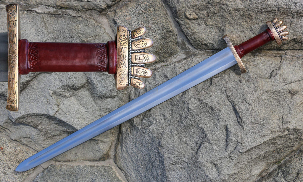 RUNAR | Viking Petersen Type O Sword-Esoterico Shop-Esoterico Shop