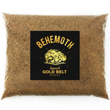 Behemoth 'GOLD BELT' Gold Panning Paydirt - Gold Prospecting Concentrate Pay Dirt Bag