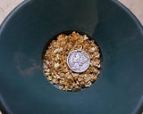Panners Elite 'BEDROCK BONANZA' Gold Panning Paydirt - Discover The Bedrock Motherlode Inside 1:5 Bags!