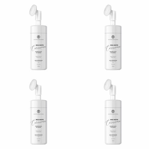 KIT Mousse Facial - 4 Unidades