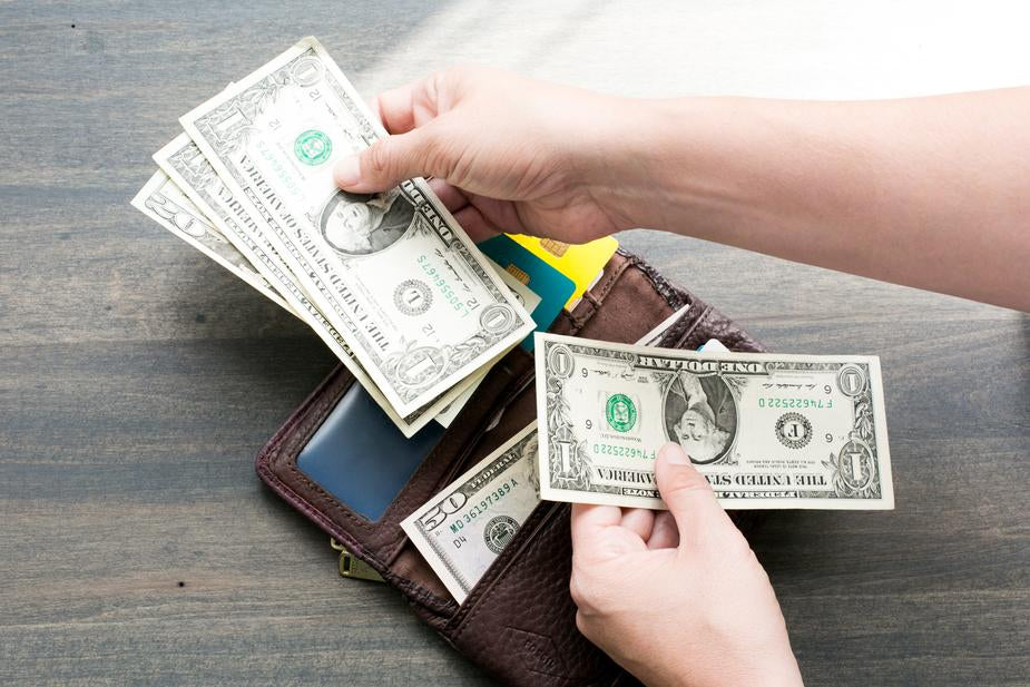 Why I prefer credit cards to cash - especially now.