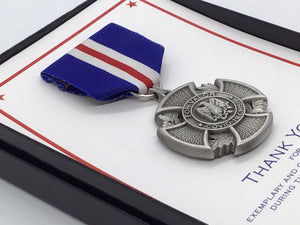 Covid-19 Valor Medal (Pewter)