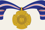 Customizable Certificate Covid-19 Valor Medal