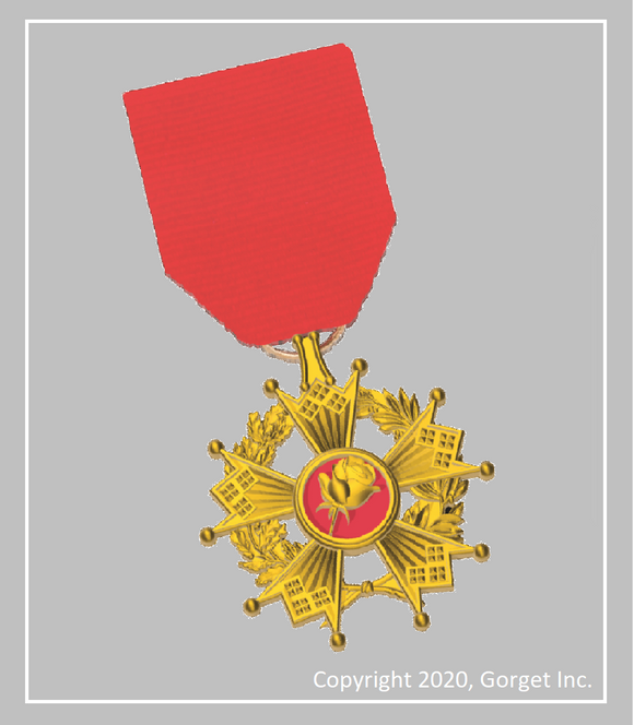 Veteran's Spouse and Family Medal
