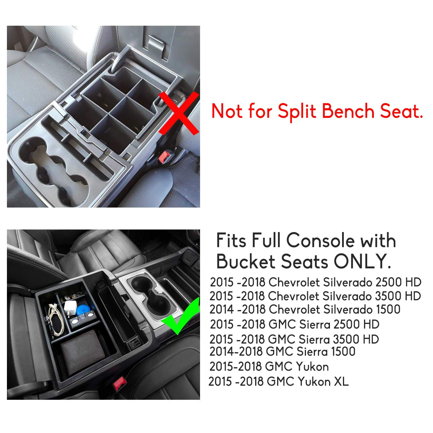Pleasing For Gmc Sierra Yukon Chevrolet Tahoe Silverado Console Lamtechconsult Wood Chair Design Ideas Lamtechconsultcom