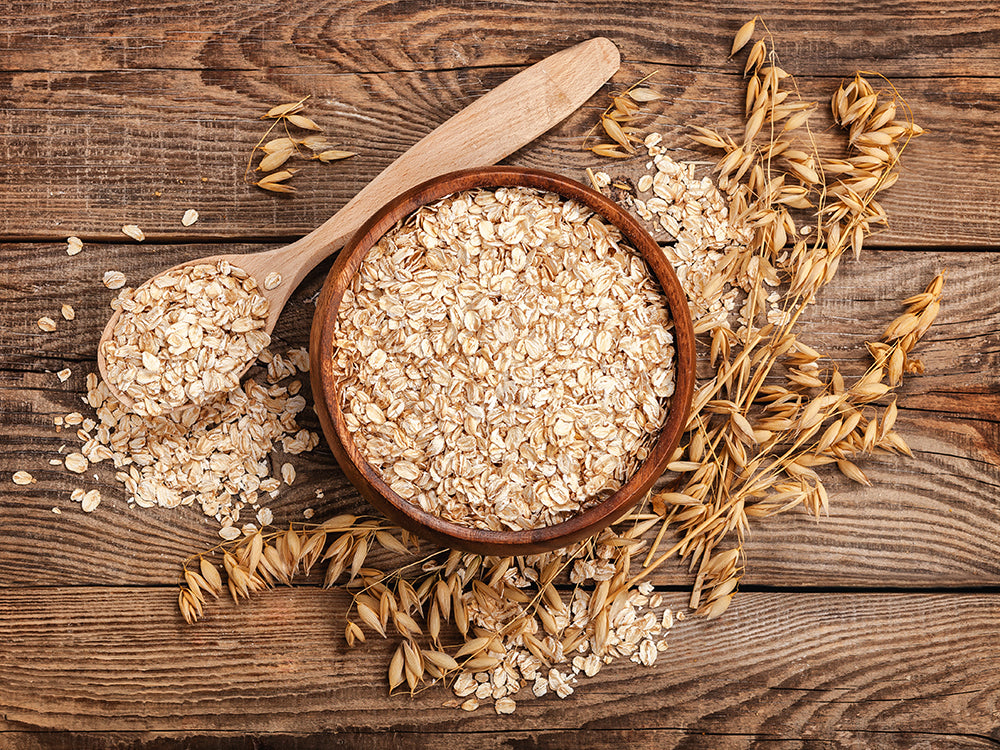 Oats in its many forms