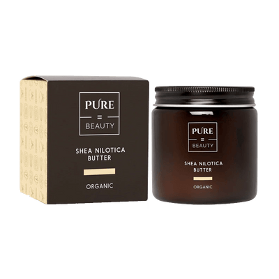 Pure=Beauty Organic Shea Nilotica Butter