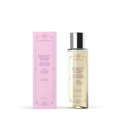 Supermood Beauty Sleep Oil Ritual Face Wash