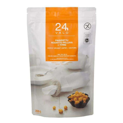 Valo24h Roasted Ground Flaxseed + Sea Buckthorn Berry