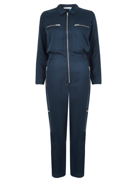 Navy Military Boiler Suit