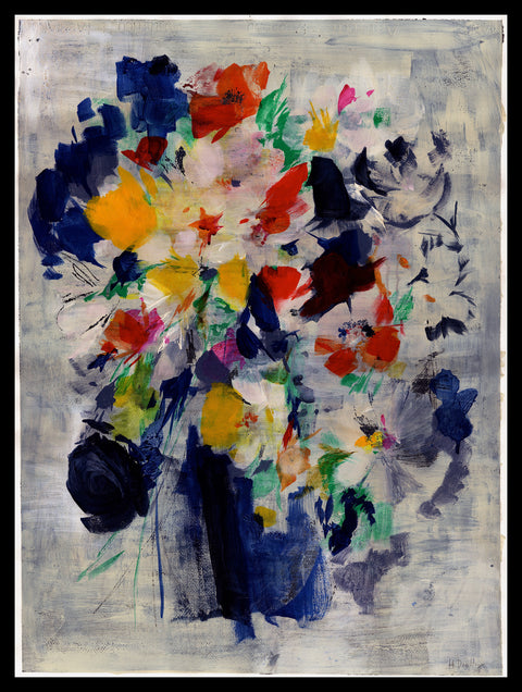 Abstract Acrylic Bouquet