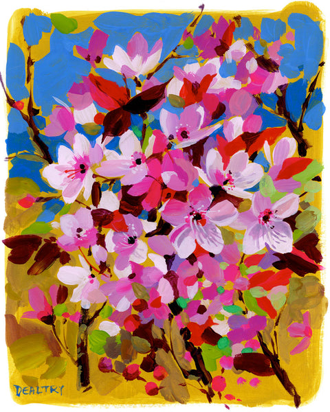 Apple Blossom - Giclee Print