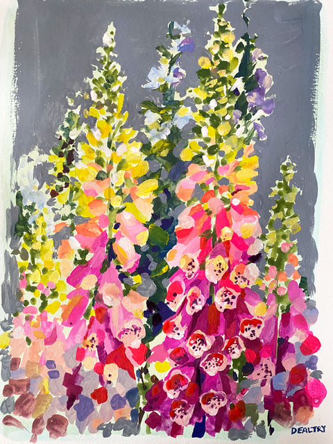 Foxgloves 1