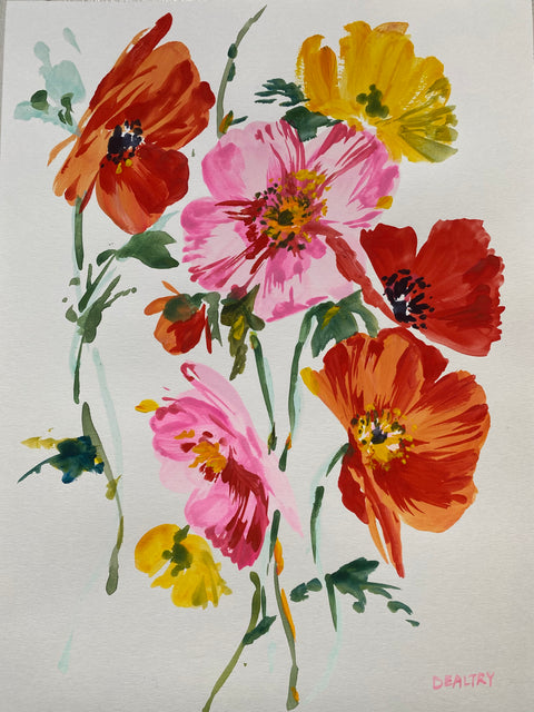 Poppies 2 - PWD
