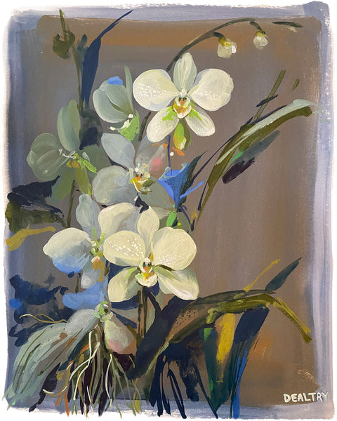 Orchid 1 - Giclee Print