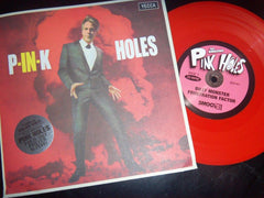 Les Black and the Amazing Pink Holes RSD 7""