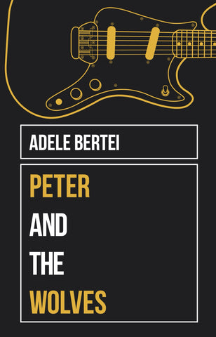 "Adele Bertei ""Peter and the Wolves"" book"