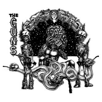 The Guns double LP
