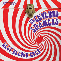 "Cleveland Steamers ""Best Record Ever"" LP or CD"
