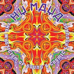 "Hy Maya ""The Mysticism of Sound & Cosmic Language"" double LP"