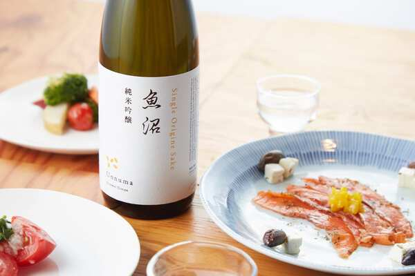 Single Origine Sake 魚沼 生