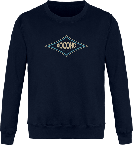 Sweat Col Rond XOCOHO Surfing