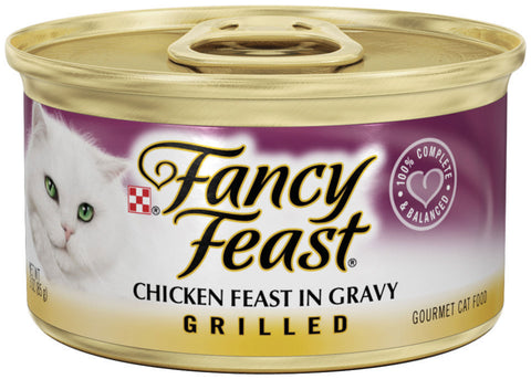 Fancy Feast Grilled Chicken Canned Cat Food