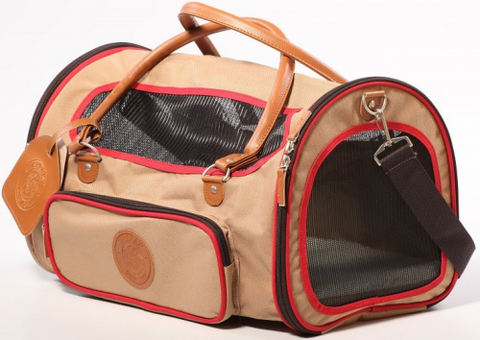Sherpa Element Duffle Style Pet Carrier