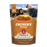 Zukes Crunchy Naturals Baked with Yogurt and Honey 2s Dog Treats
