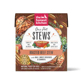 The Honest Kitchen One Pot Stew Roasted Beef Stew with Kale, Sweet Potatoes & Carrots Dog Food
