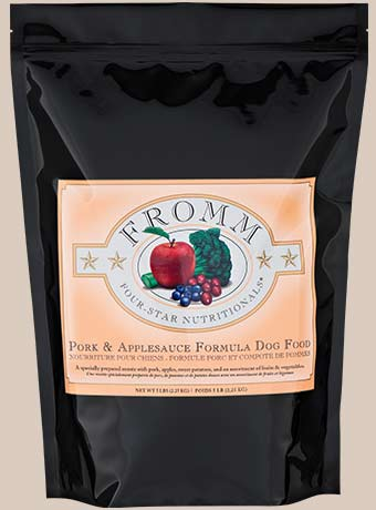 Fromm Pork & Applesauce Formula Dry Dog Food