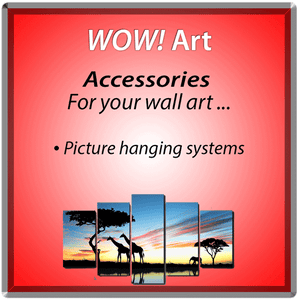 Accessories for your Wall Art