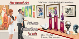 Pre-owned Art from Private Collections for sale