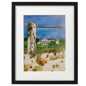 Chatham Mansion – Giclée Fine Art Print by Joyce Frederick